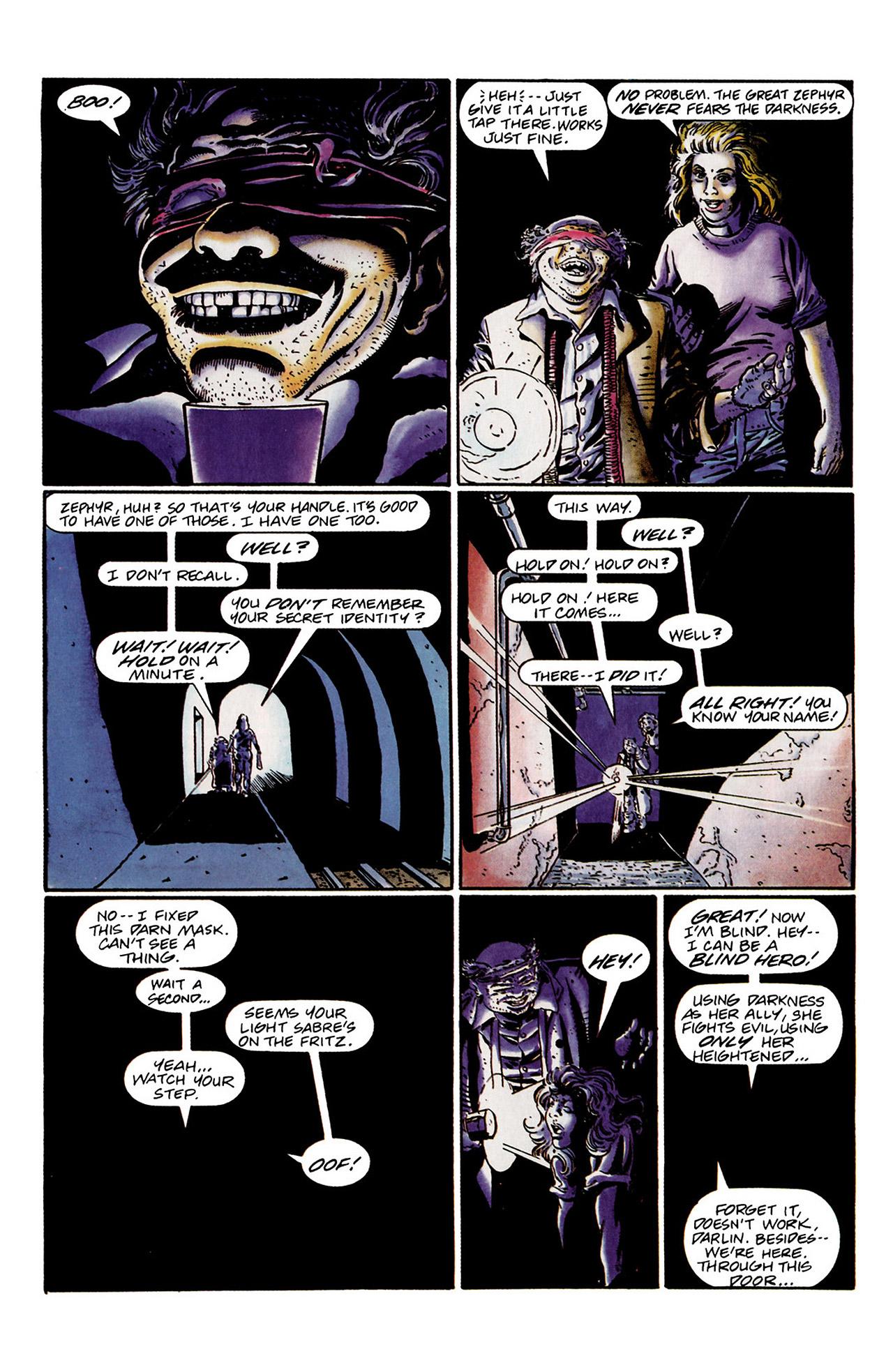 Read online Harbinger (1992) comic -  Issue #13 - 9