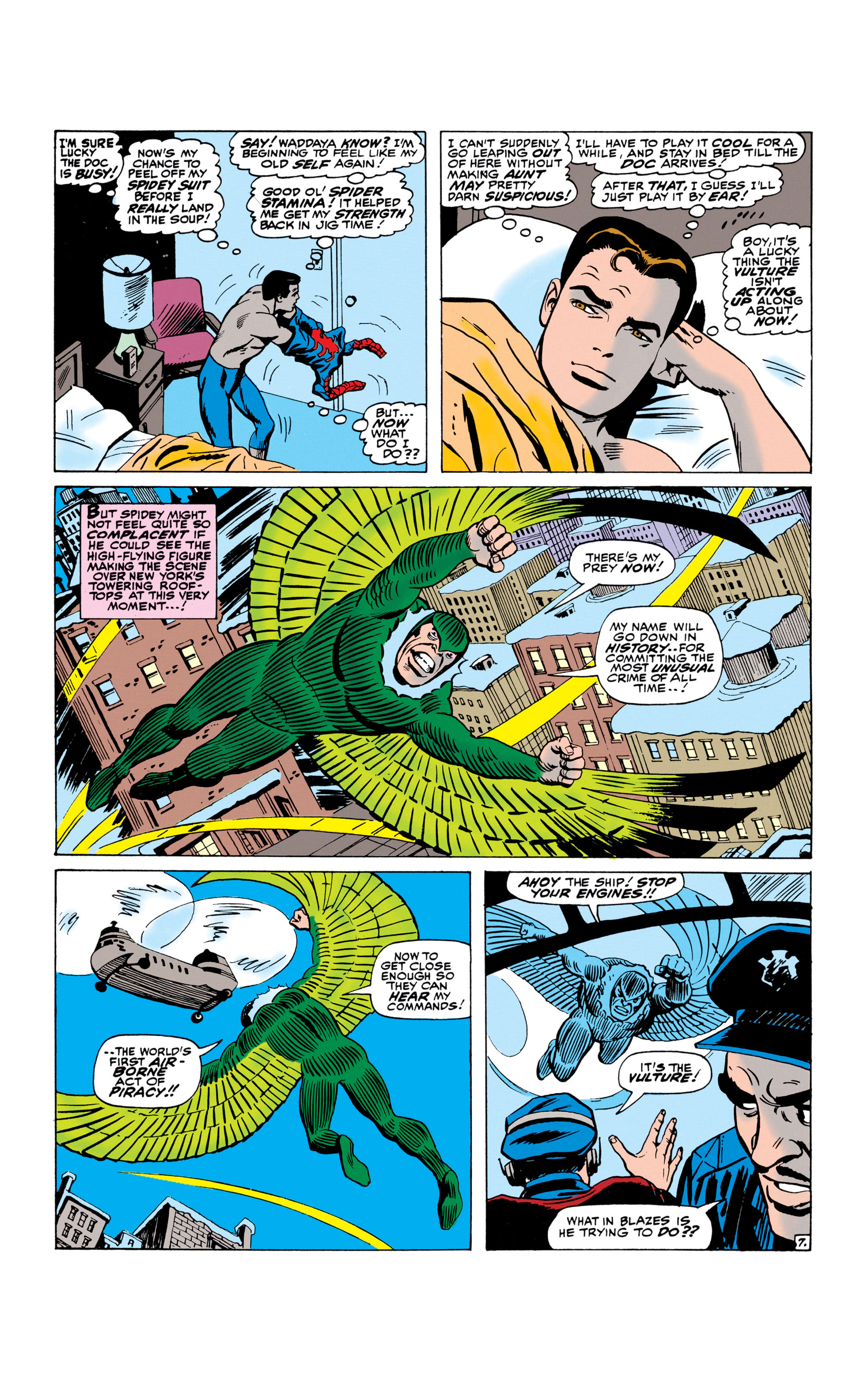 The Amazing Spider-Man (1963) 49 Page 7