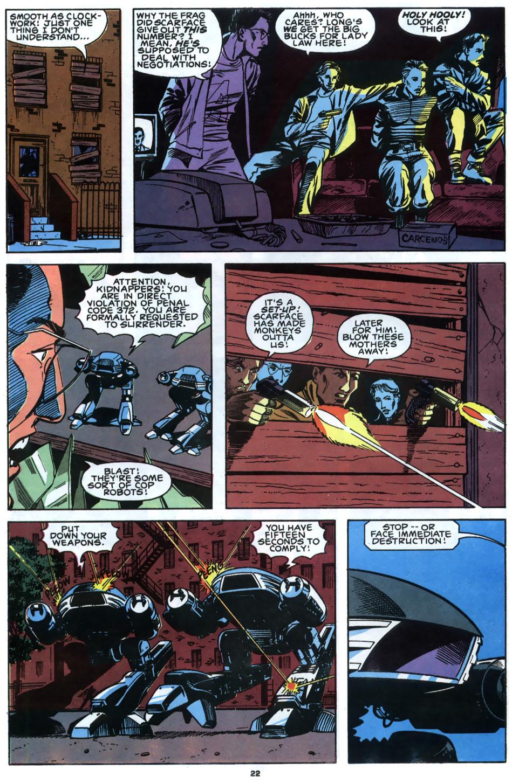 Read online Robocop (1990) comic -  Issue #2 - 18