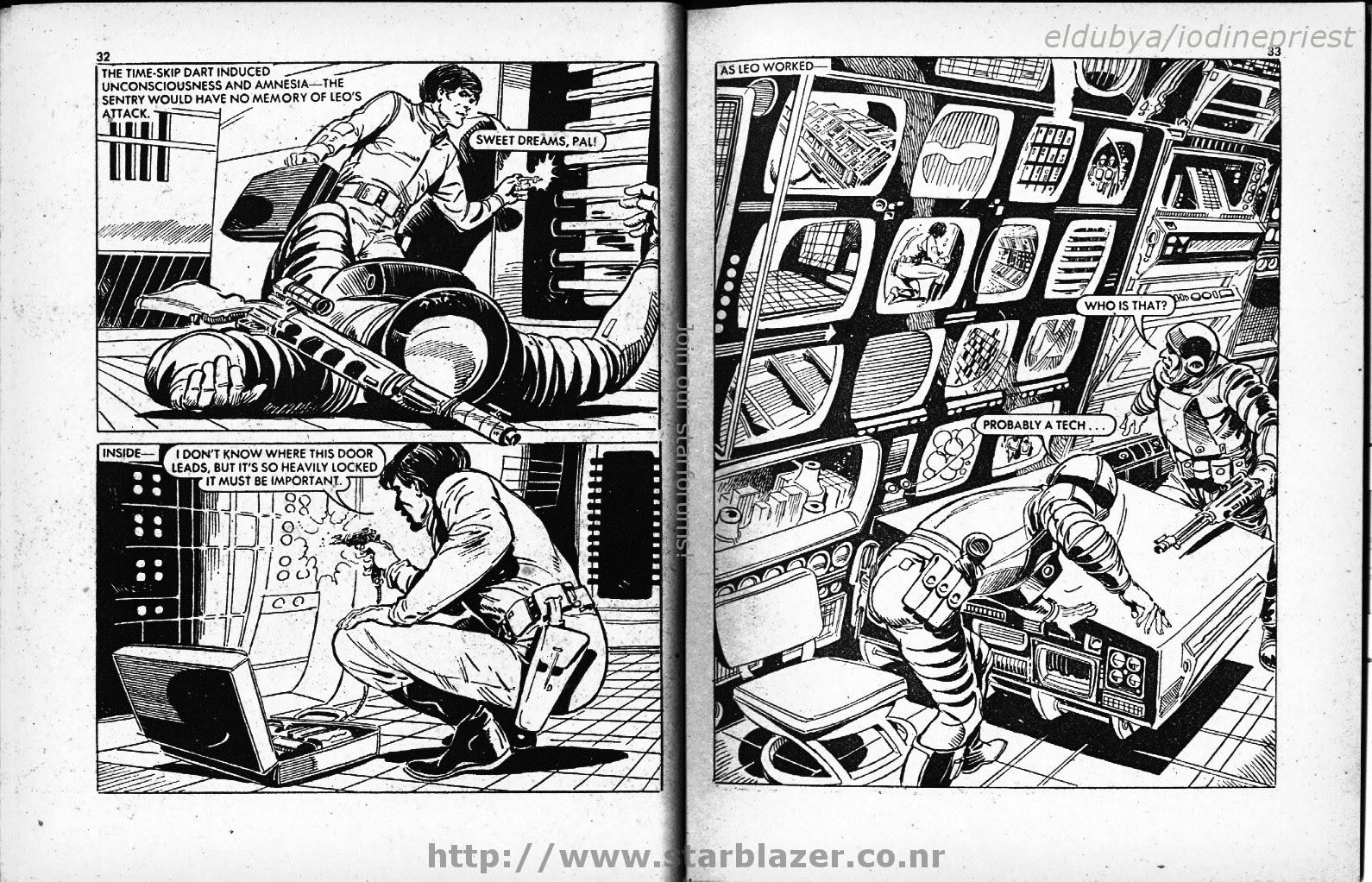 Starblazer issue 73 - Page 18