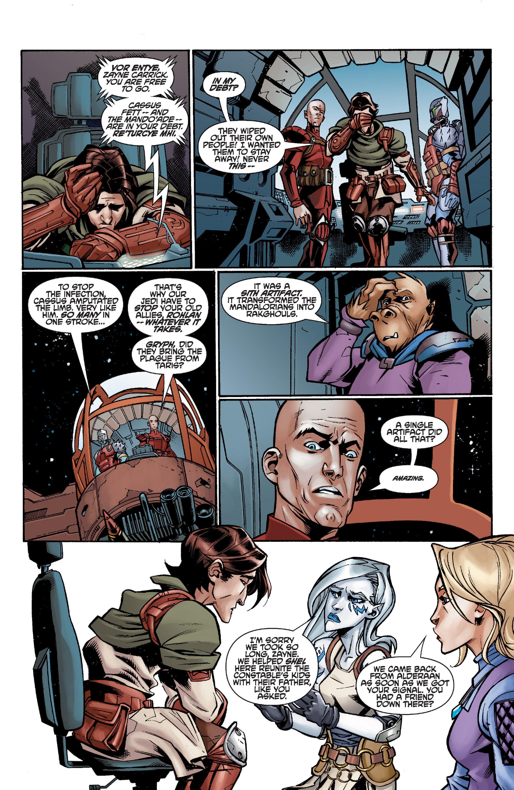 Read online Star Wars Omnibus comic -  Issue # Vol. 32 - 231