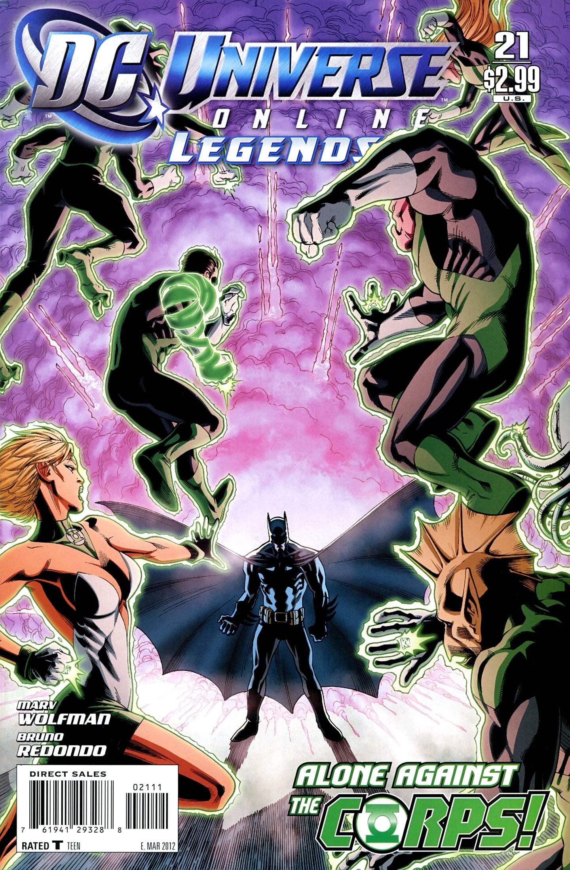 DC Universe Online: Legends 21 Page 1