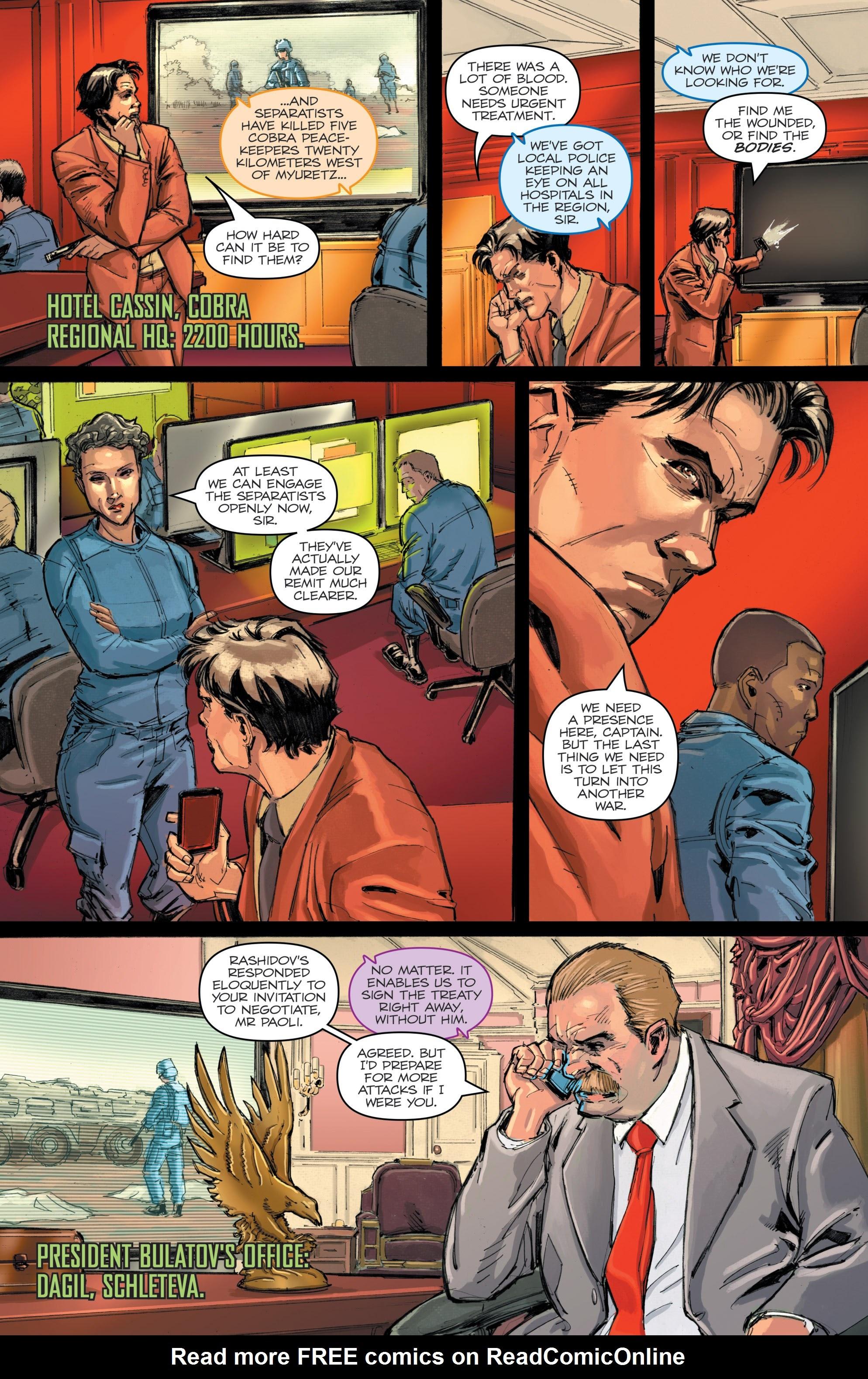 G.I. Joe (2014) #_TPB_2 #10 - English 63