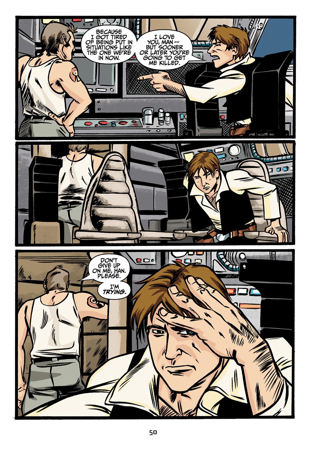 Read online Star Wars Omnibus comic -  Issue # Vol. 33 - 52