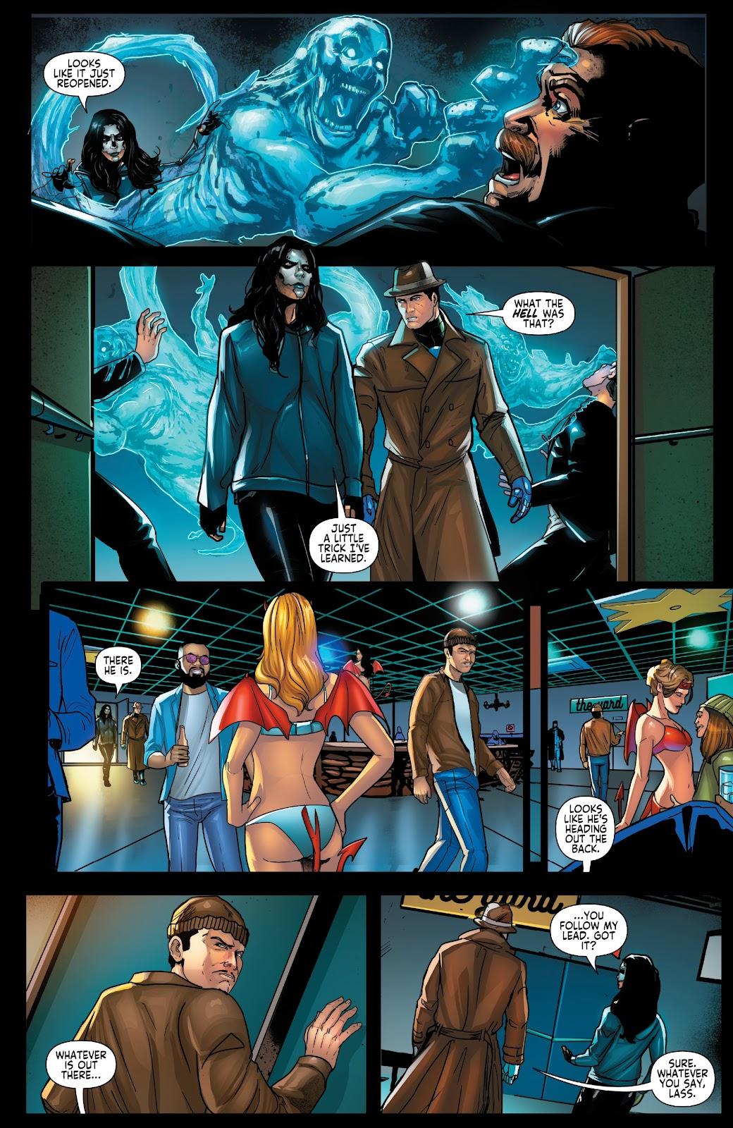 Read online Zodiac comic -  Issue #1 - 23