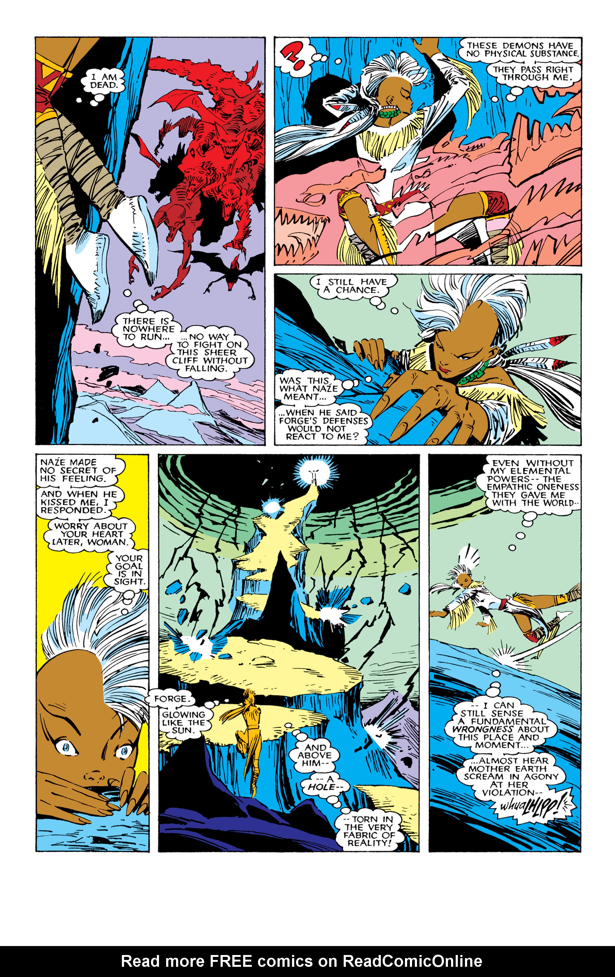 Read online Uncanny X-Men (1963) comic -  Issue #224 - 18