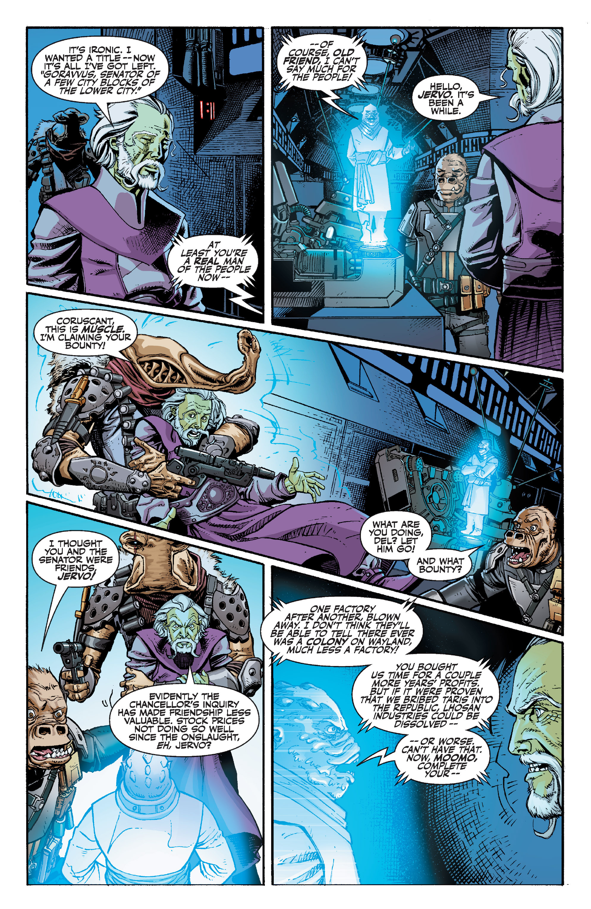 Read online Star Wars Omnibus comic -  Issue # Vol. 32 - 105