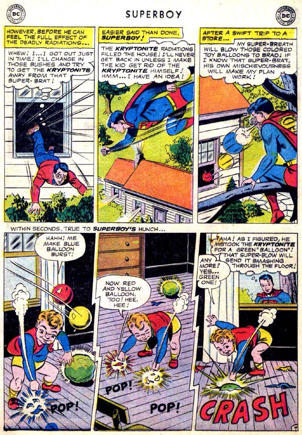 Superboy (1949) issue 70 - Page 8