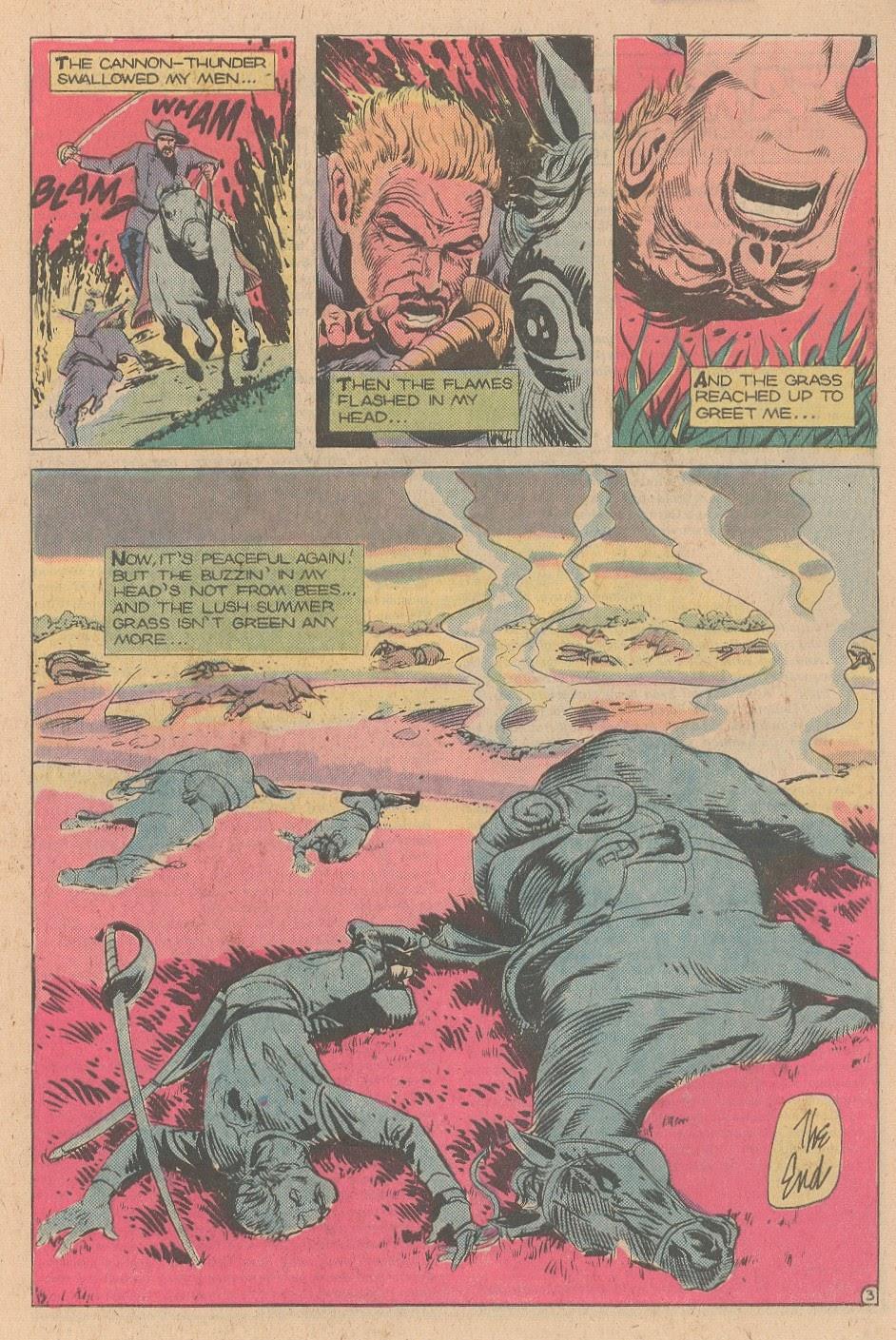Read online Sgt. Rock comic -  Issue #346 - 21