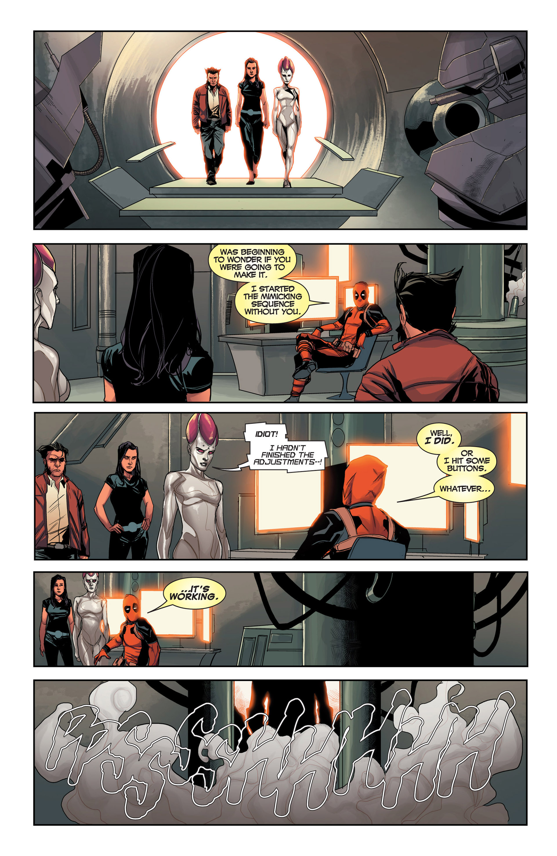 Read online Uncanny X-Force (2010) comic -  Issue #35 - 11