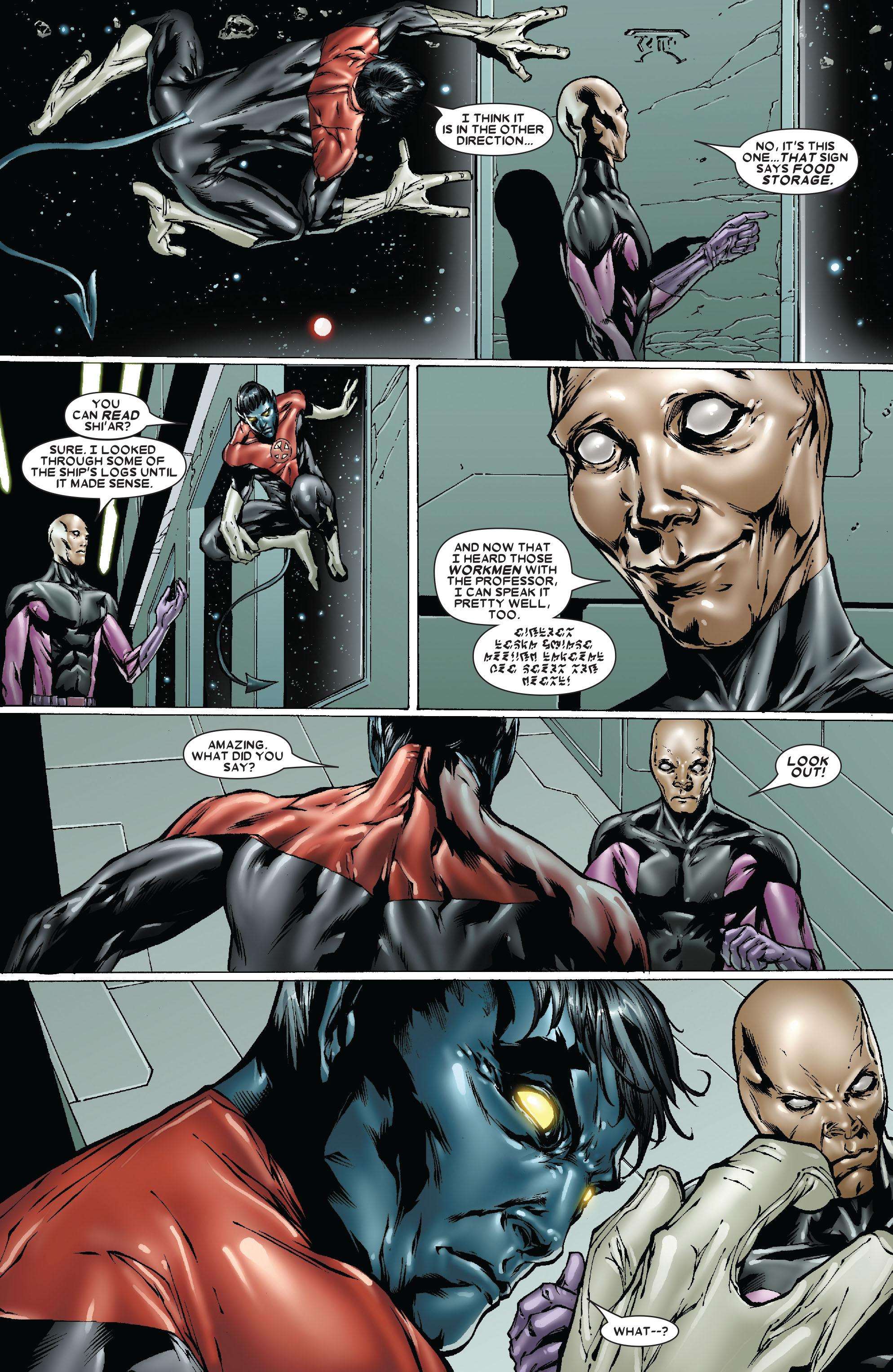 Read online Uncanny X-Men (1963) comic -  Issue #478 - 9