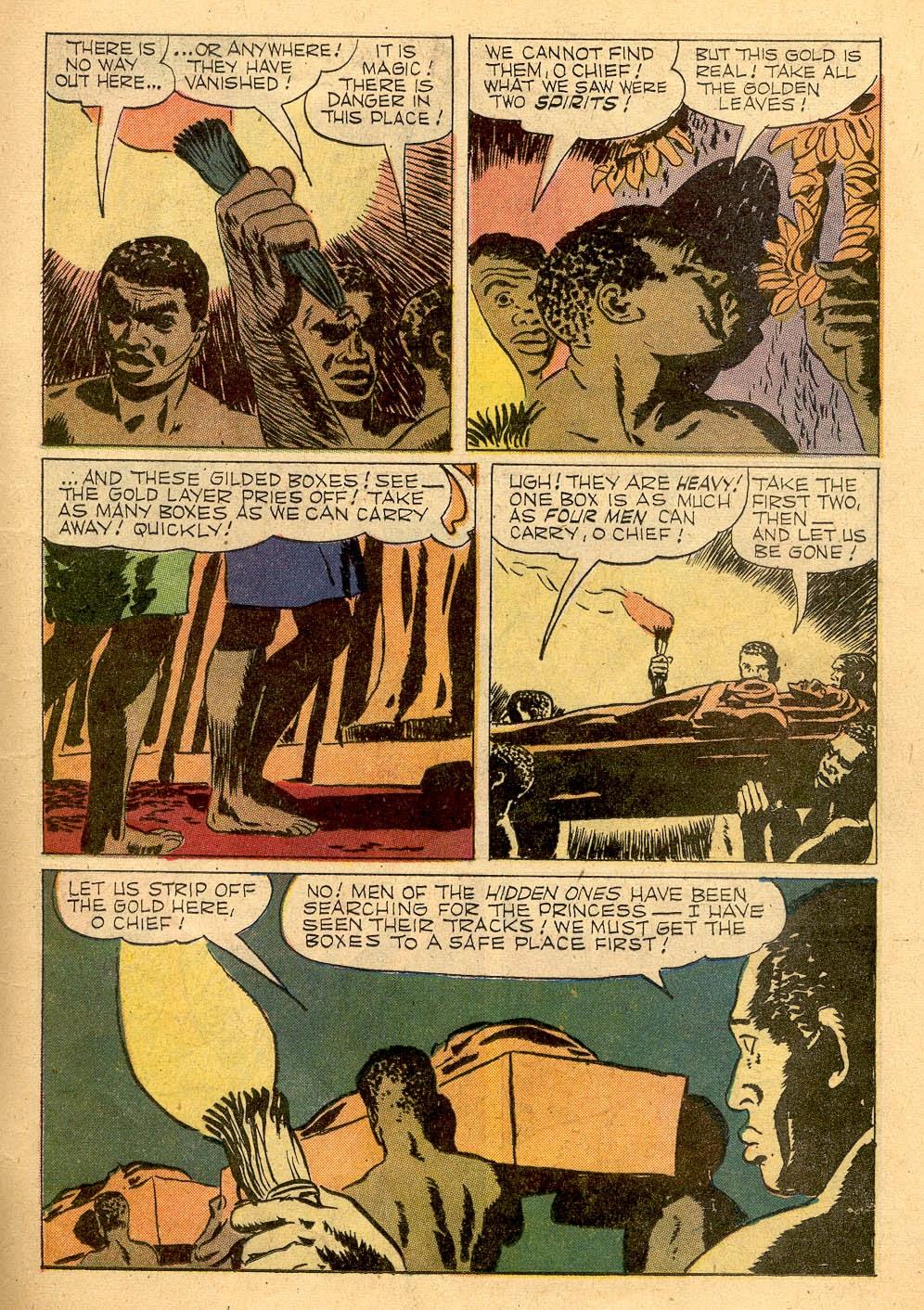 Tarzan (1948) issue 119 - Page 13