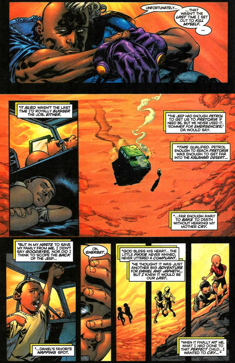 X-Men (1991) 76 Page 8