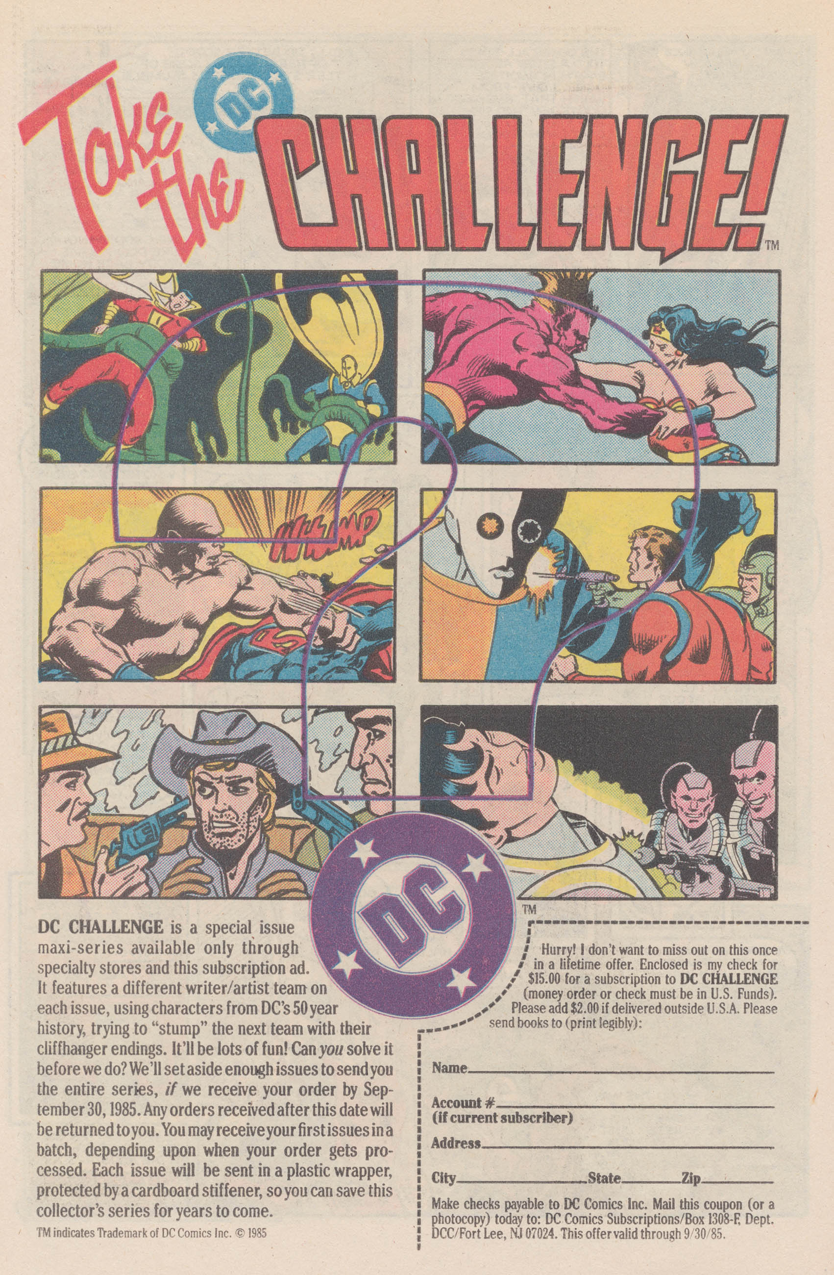 Read online All-Star Squadron comic -  Issue #50 - 45