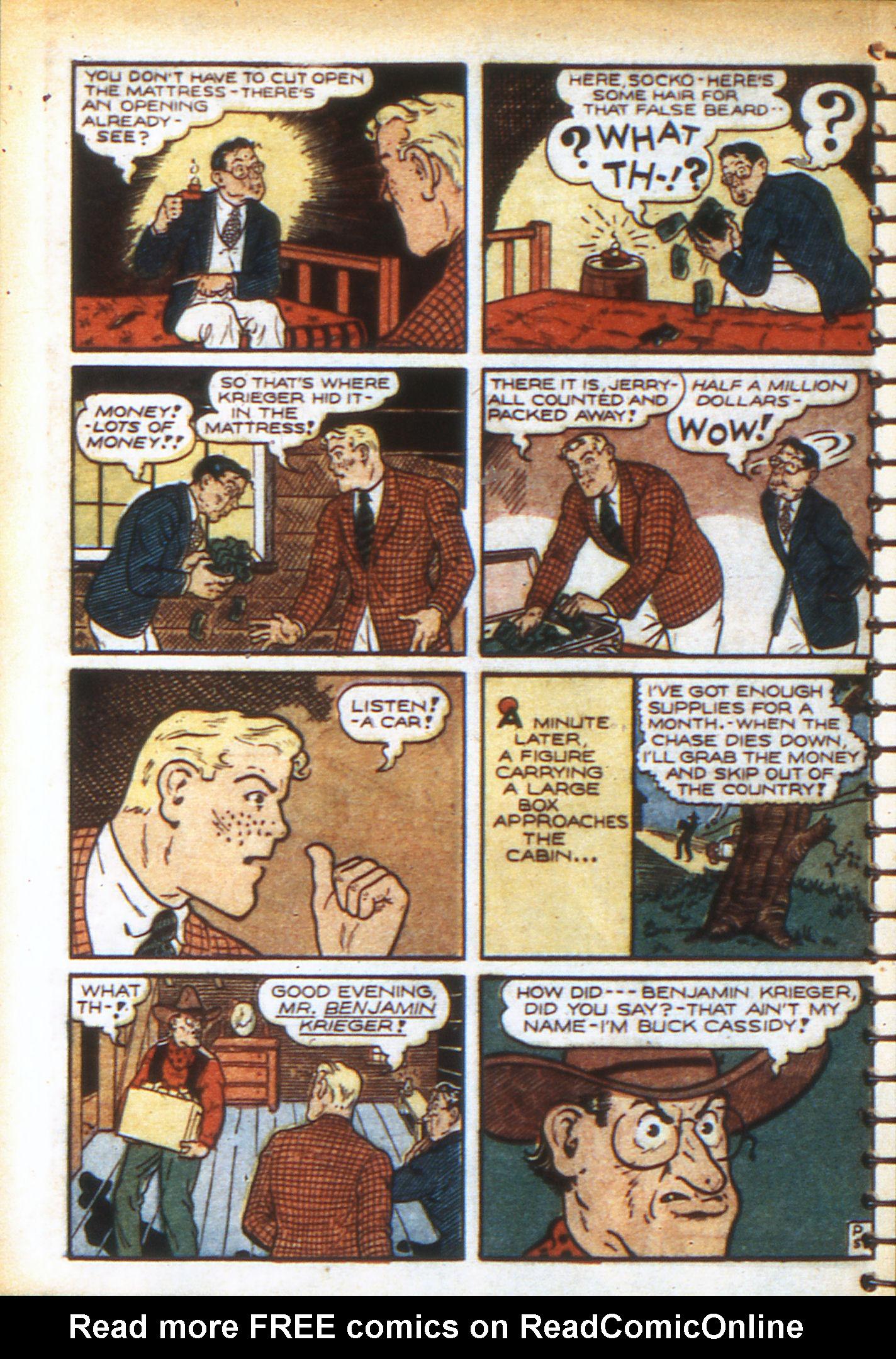 Read online Adventure Comics (1938) comic -  Issue #49 - 40