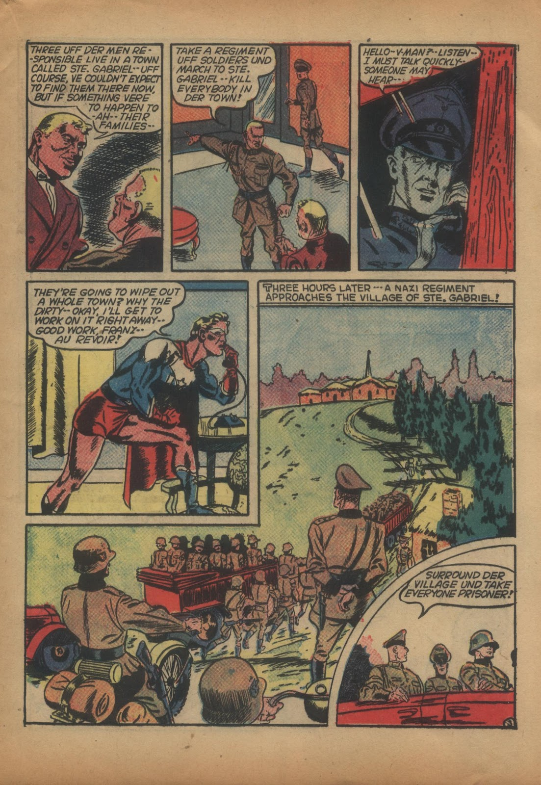 The Blue Beetle issue 15 - Page 39