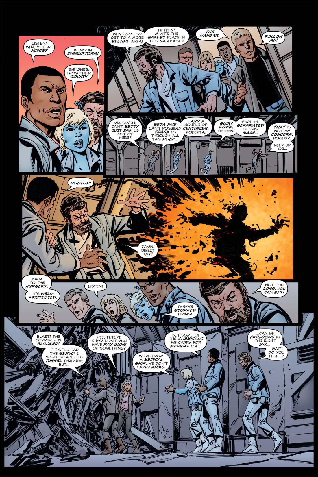 Read online Star Trek: Leonard McCoy, Frontier Doctor comic -  Issue #3 - 21