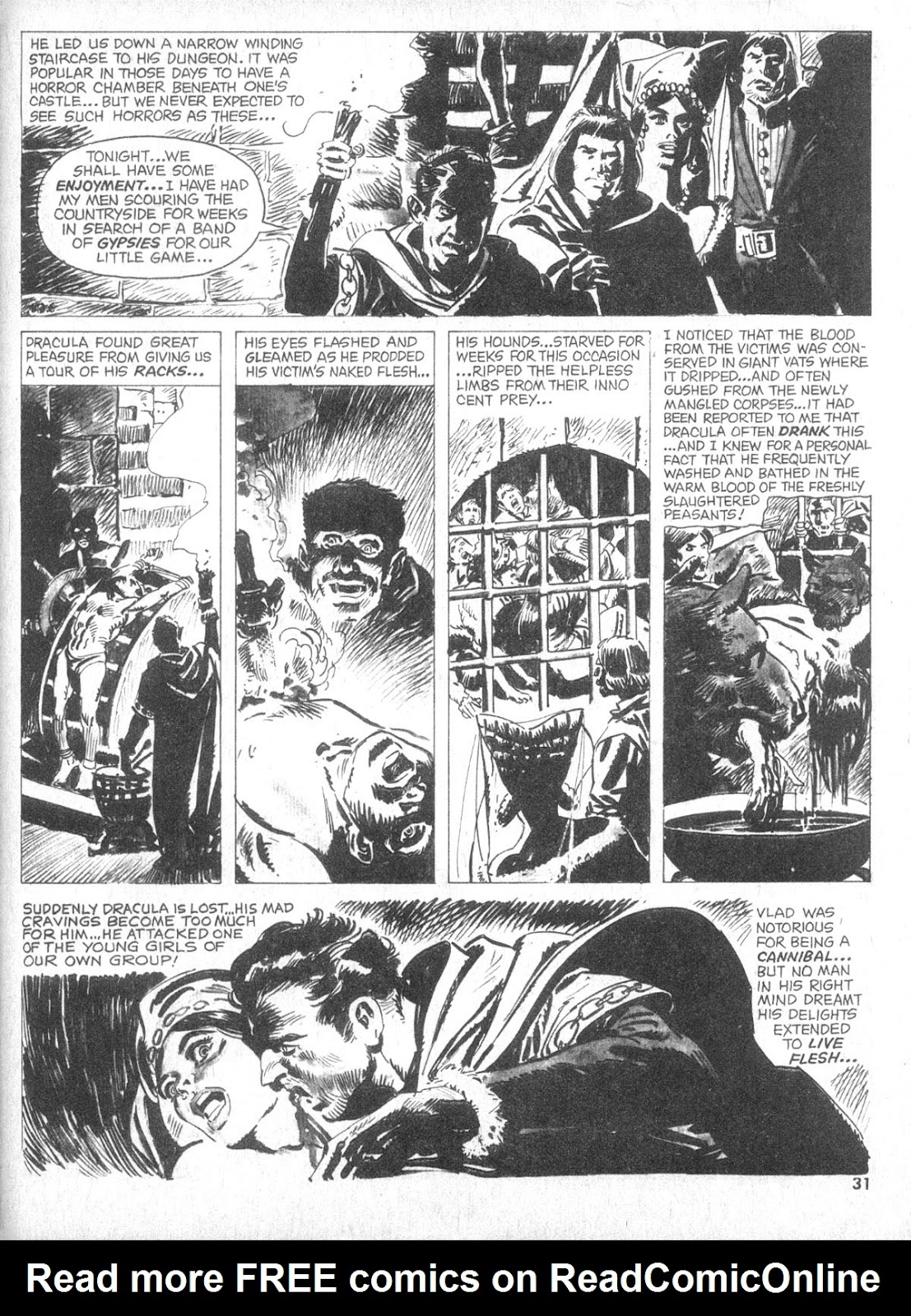 Psycho issue Annual - Page 31