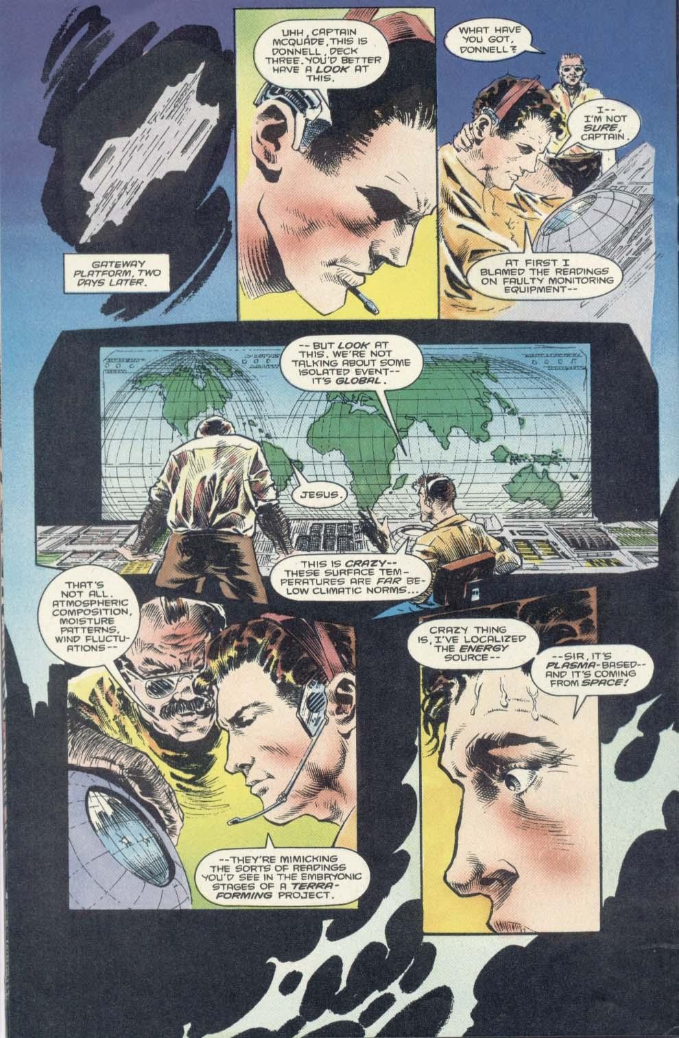 Read online Aliens: Earth War comic -  Issue #2 - 26