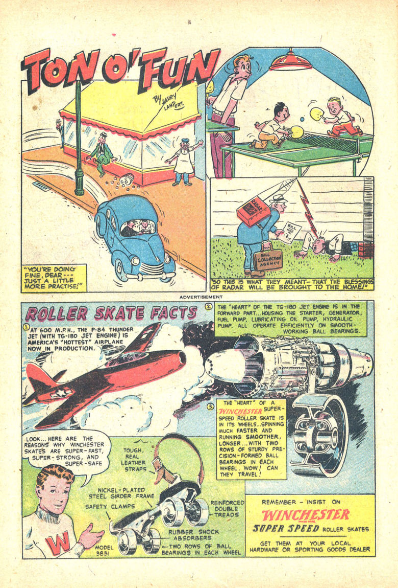 Read online Sensation (Mystery) Comics comic -  Issue #68 - 16