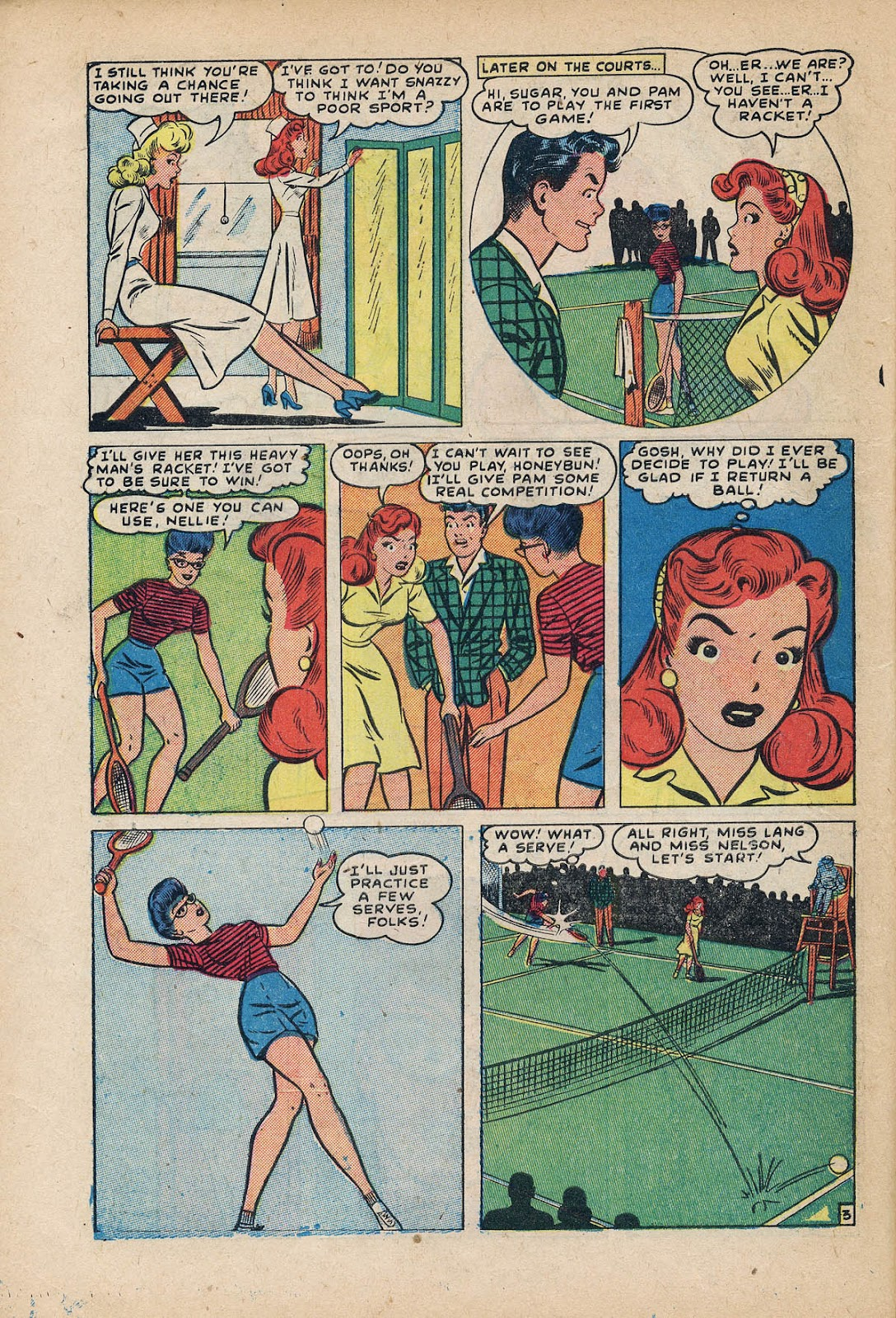 Nellie The Nurse (1945) issue 27 - Page 12