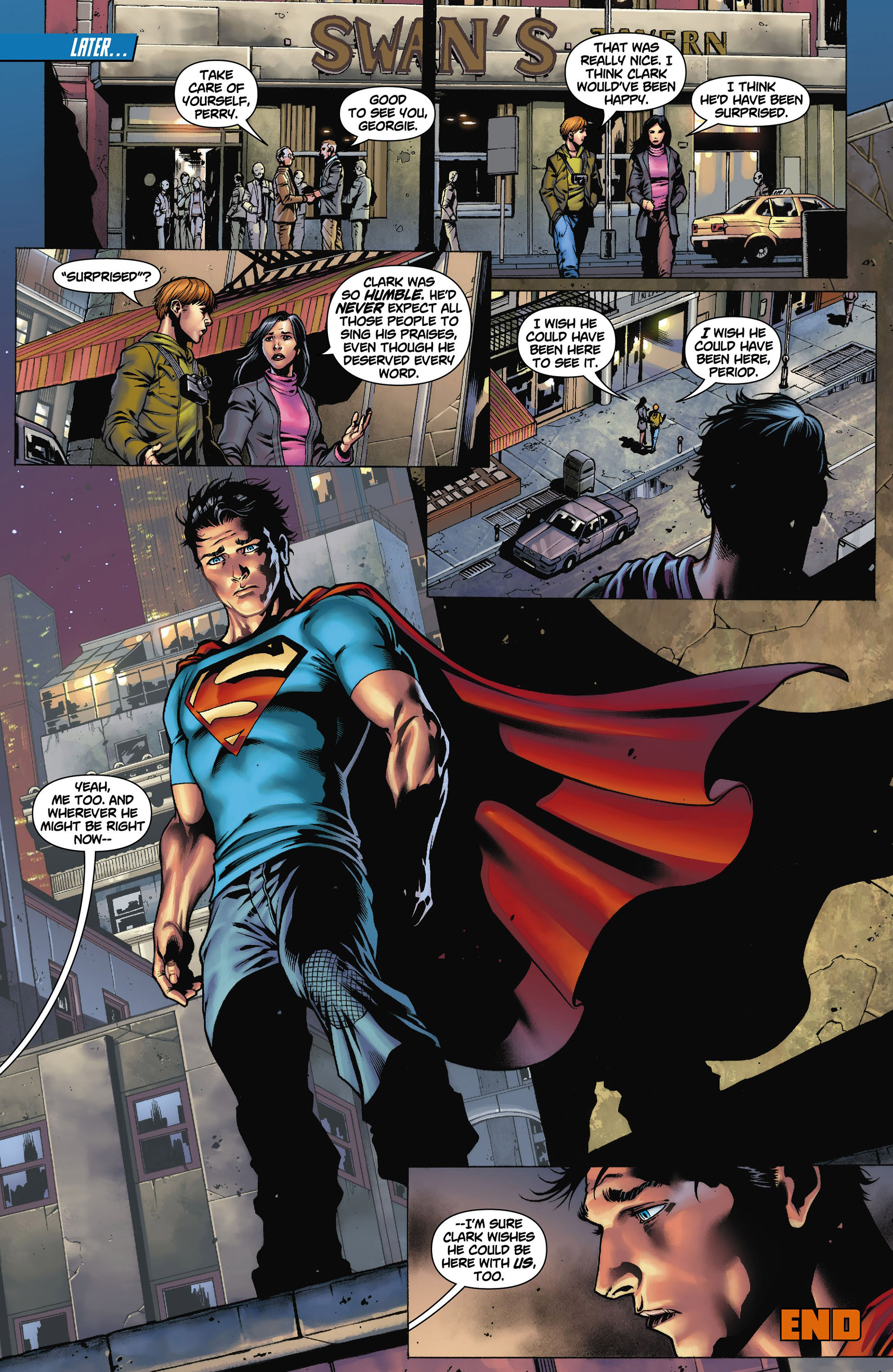 Read online Action Comics (2011) comic -  Issue #10 - 28