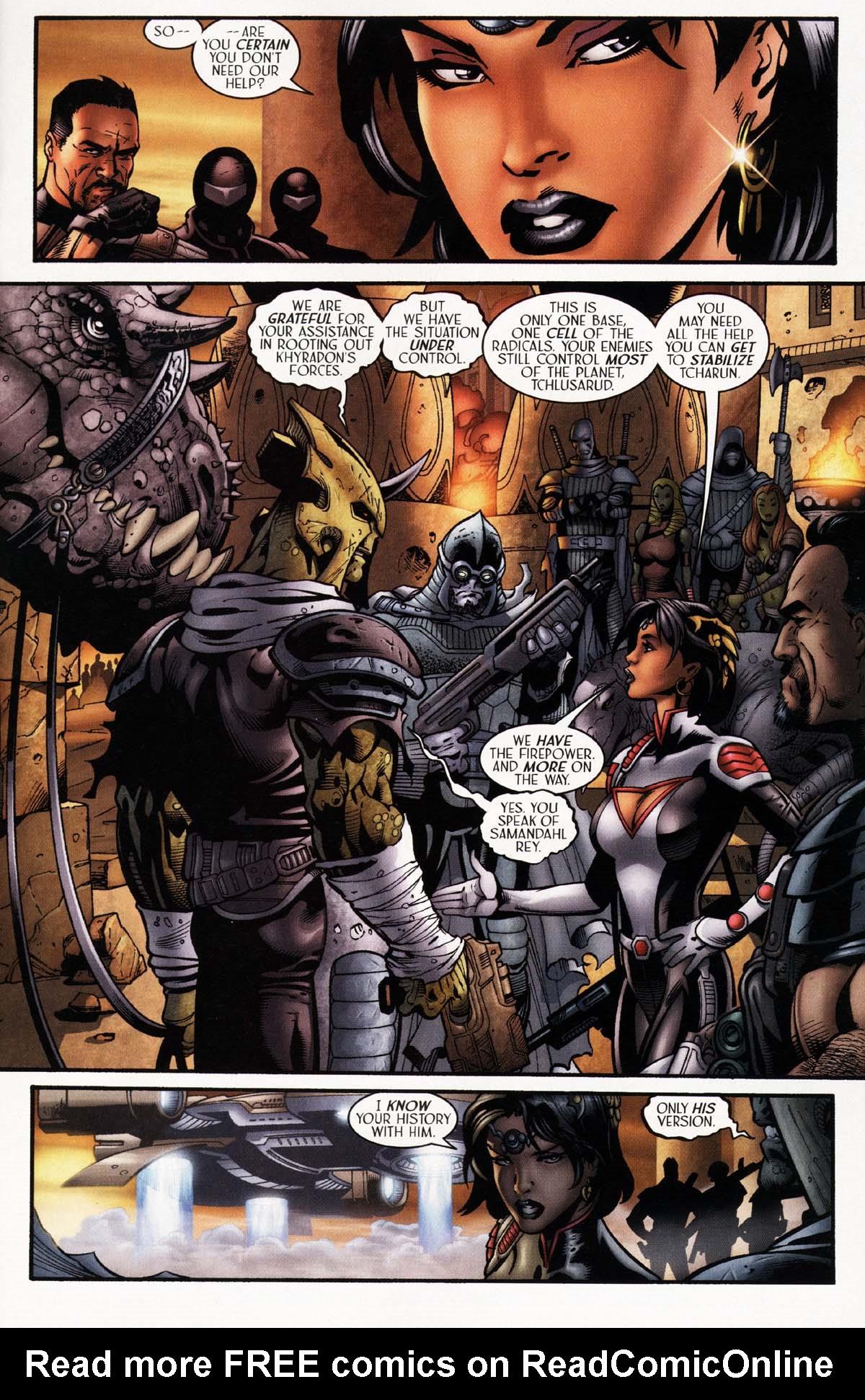 Read online Sigil (2000) comic -  Issue #29 - 10