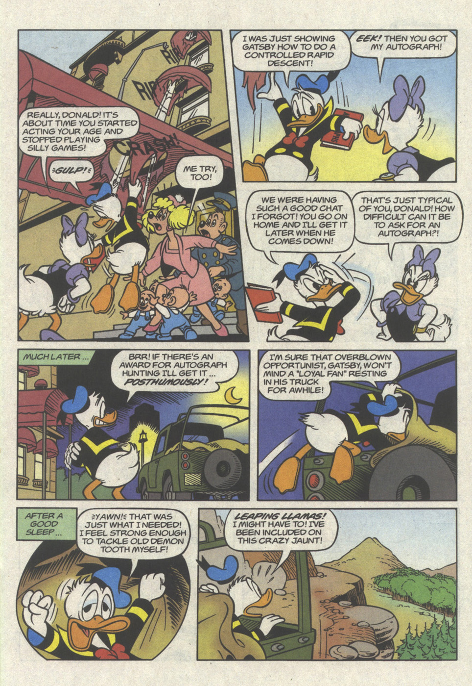 Walt Disney's Donald Duck (1952) issue 305 - Page 27