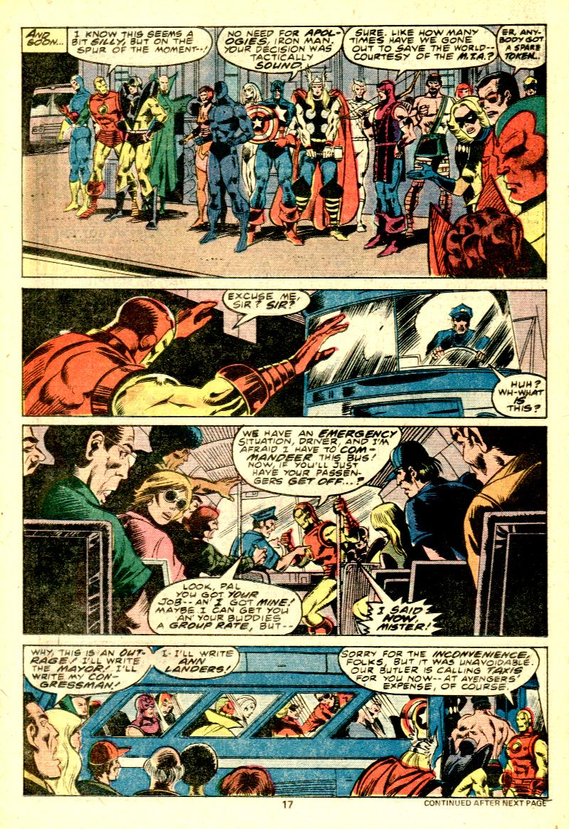 The Avengers (1963) 176 Page 11