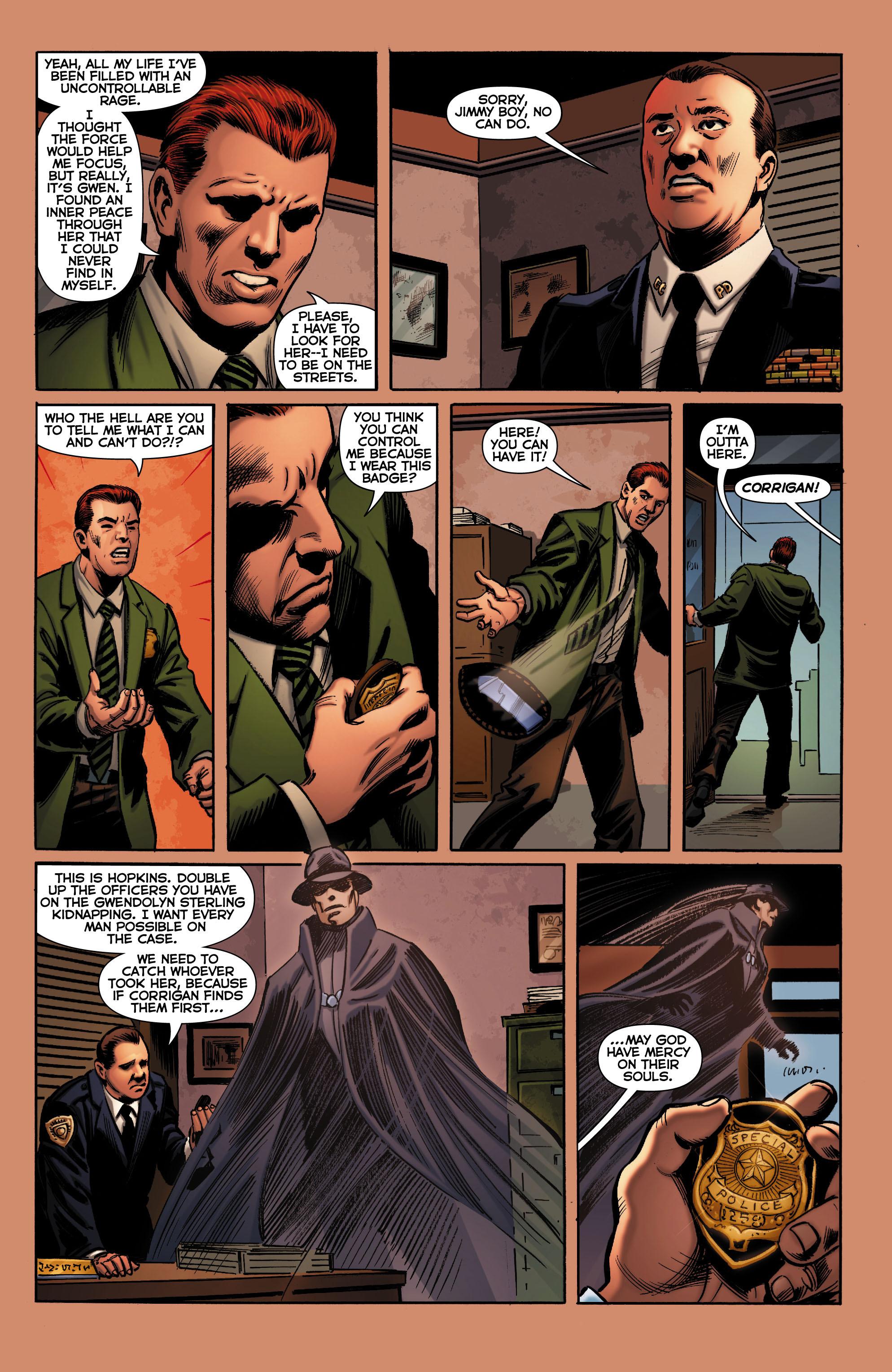 Read online Trinity of Sin: The Phantom Stranger comic -  Issue #0 - 12