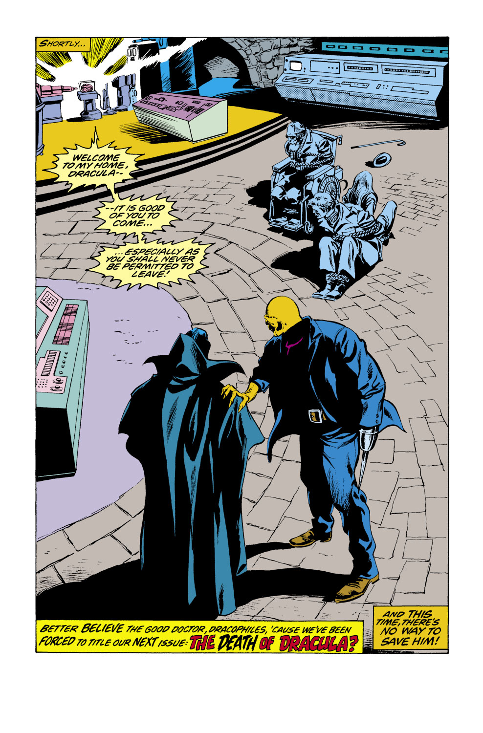 Tomb of Dracula (1972) issue 38 - Page 19