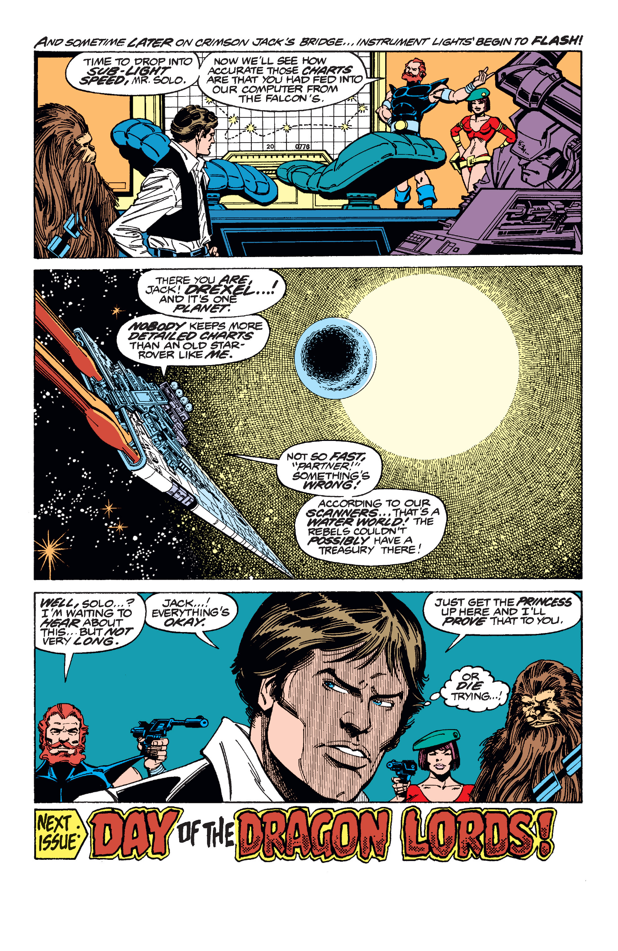 Read online Star Wars Omnibus comic -  Issue # Vol. 13 - 223