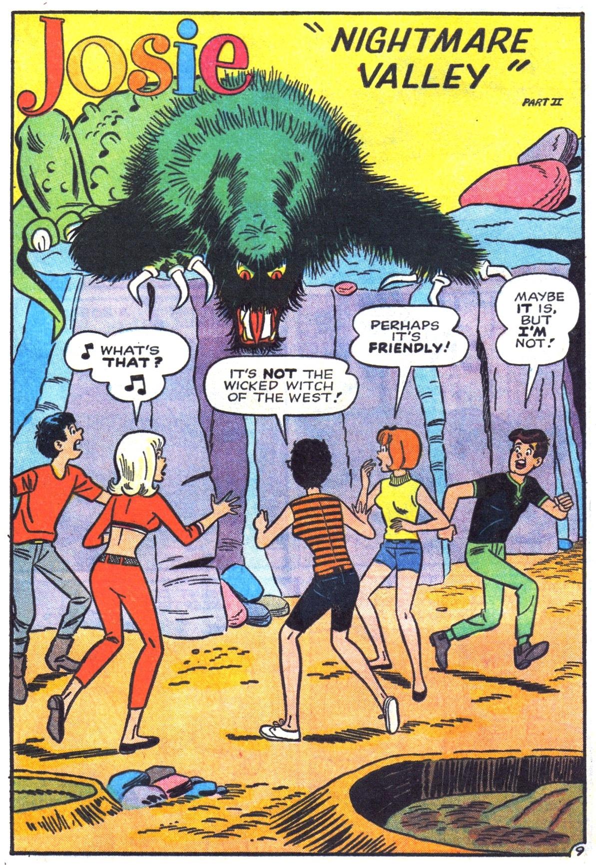 Read online She's Josie comic -  Issue #15 - 13