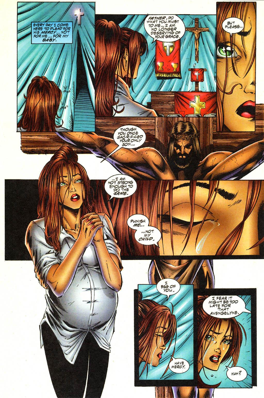 Read online Avengelyne (1996) comic -  Issue #2 - 5