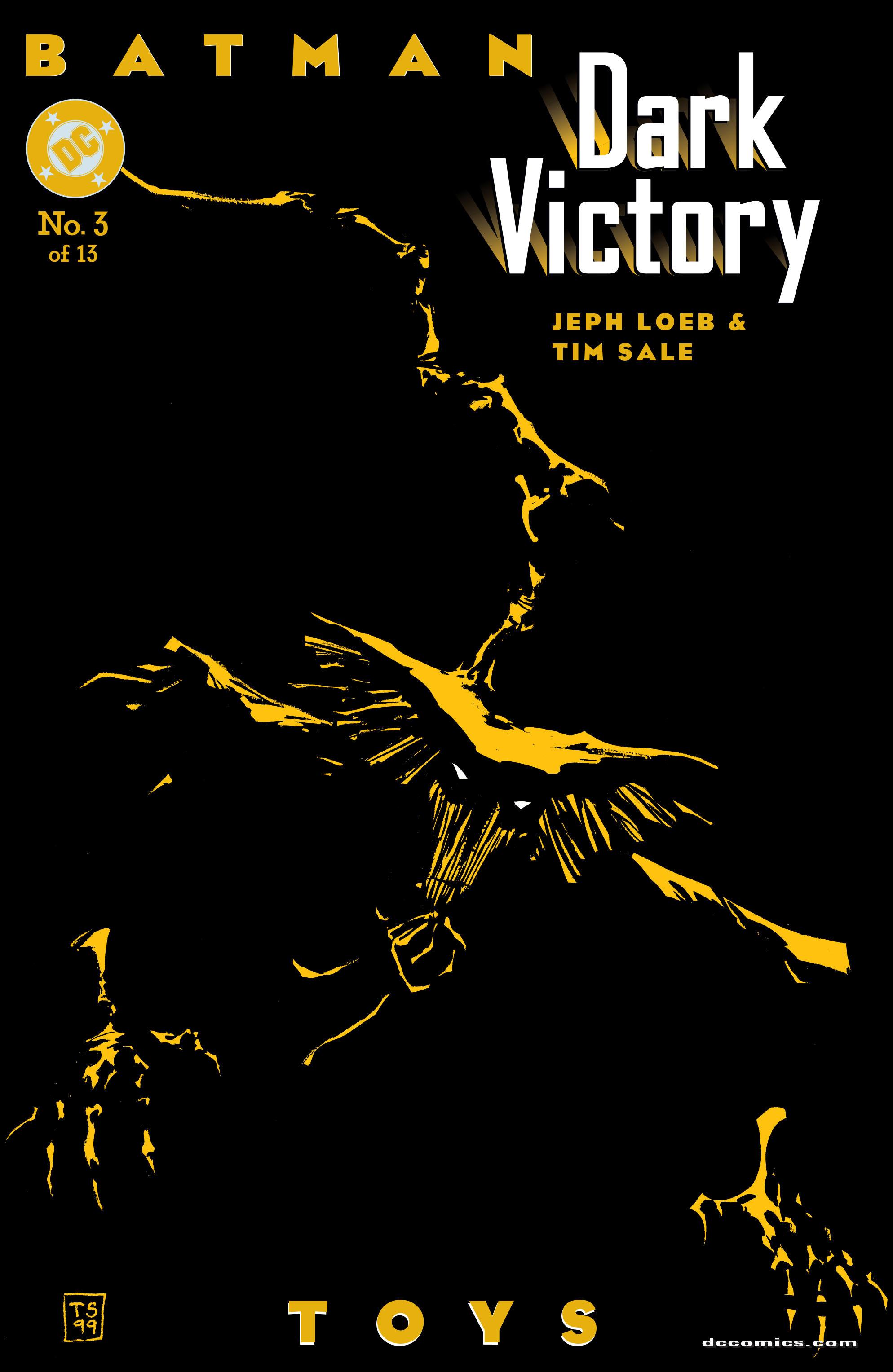 Batman: Dark Victory (1999) 3 Page 1