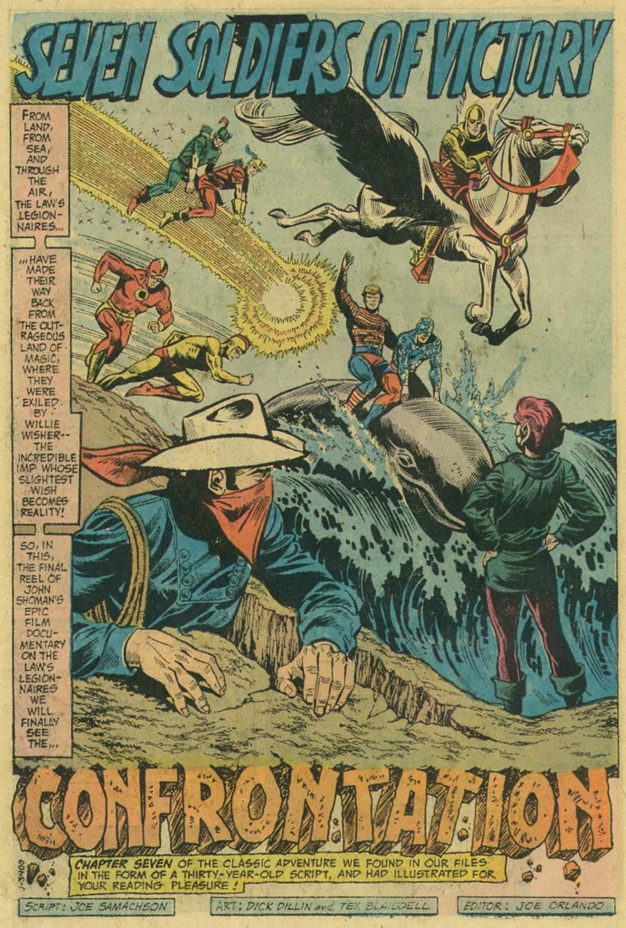 Read online Adventure Comics (1938) comic -  Issue #443 - 26