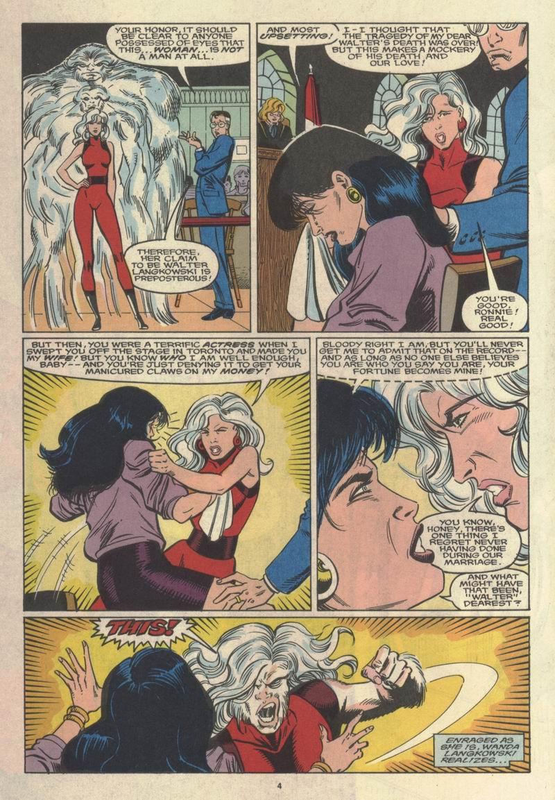 Read online Alpha Flight (1983) comic -  Issue #64 - 5