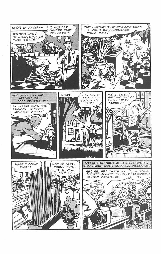 Read online Golden-Age Men of Mystery comic -  Issue #6 - 39