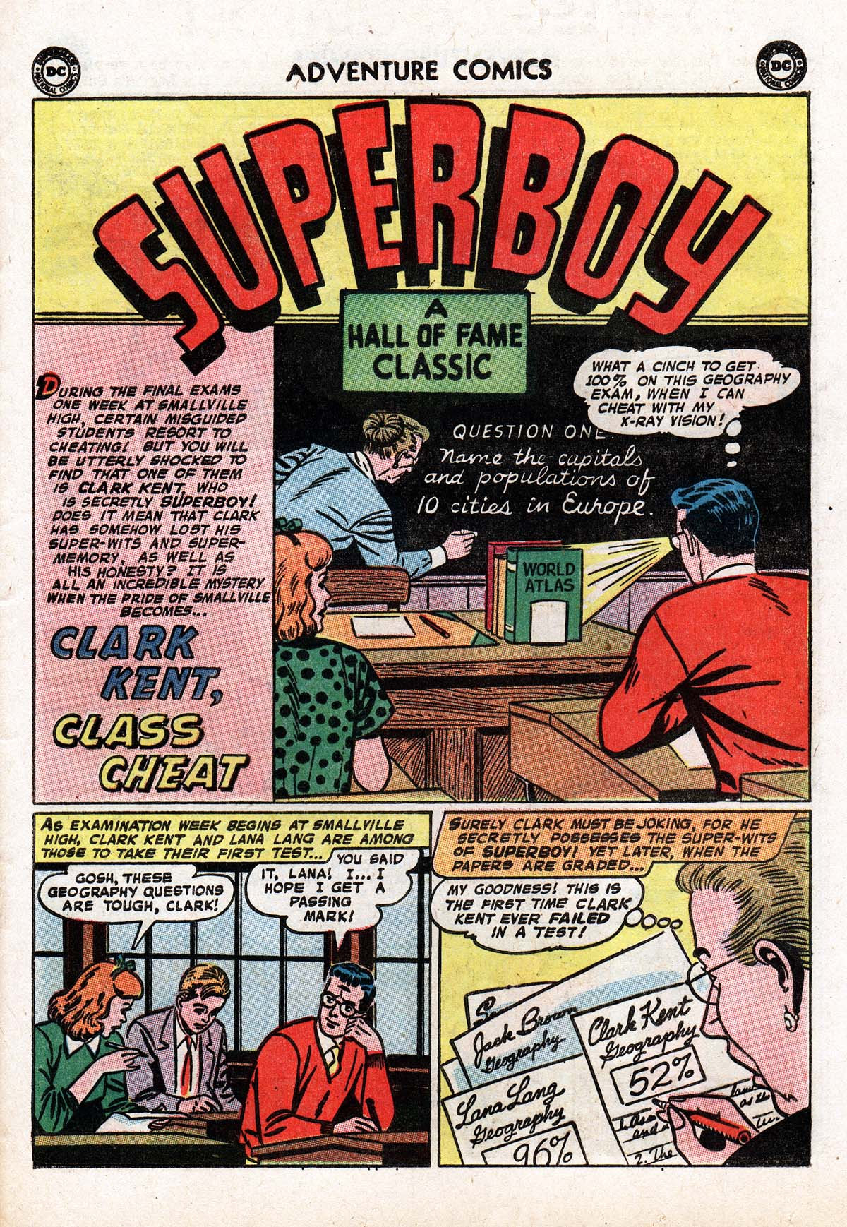 Read online Adventure Comics (1938) comic -  Issue #322 - 25