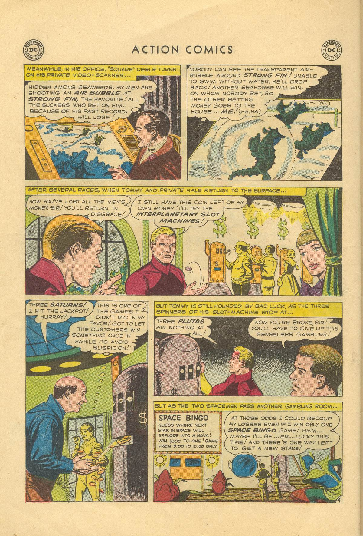 Read online Action Comics (1938) comic -  Issue #249 - 30
