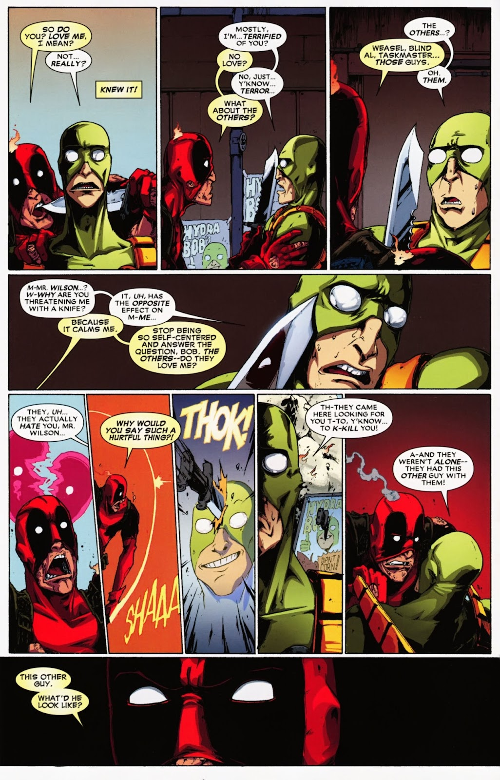 Read online Deadpool (2008) comic -  Issue #36 - 6