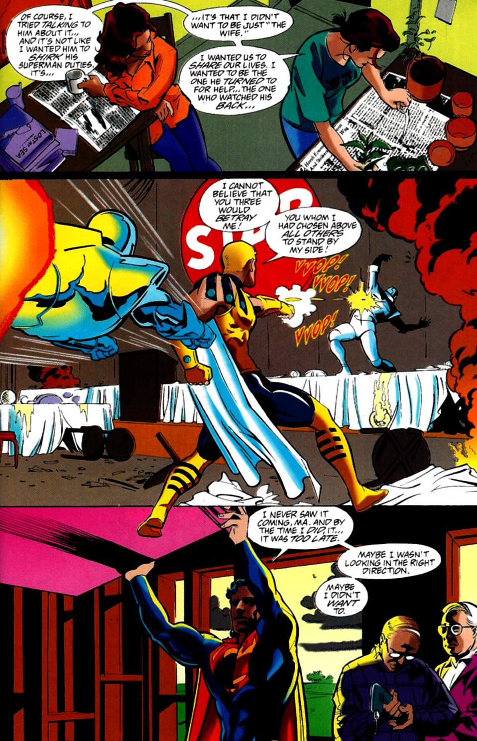 Read online Adventures of Superman (1987) comic -  Issue #535 - 14