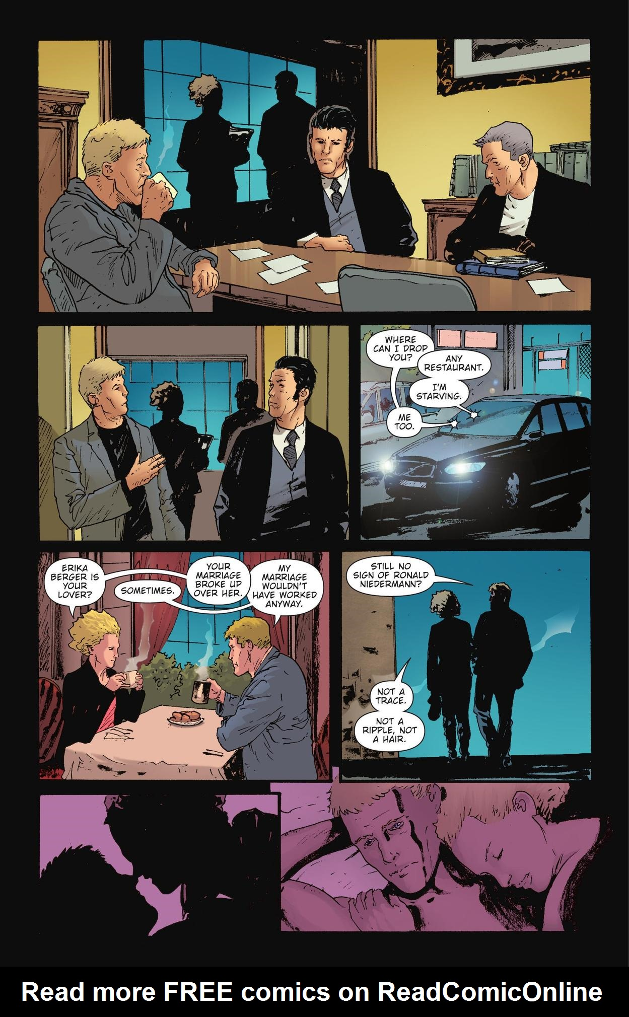 Read online The Girl Who Kicked The Hornet's Nest comic -  Issue # TPB - 188