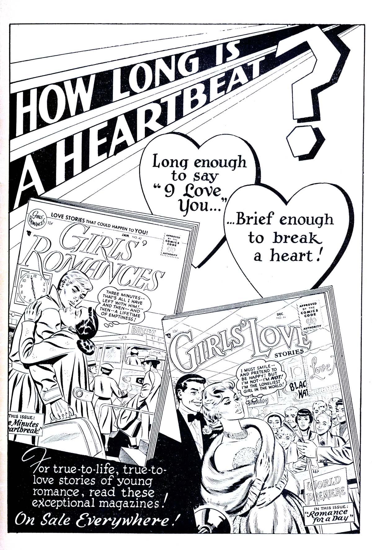 Read online Secret Hearts comic -  Issue #37 - 35
