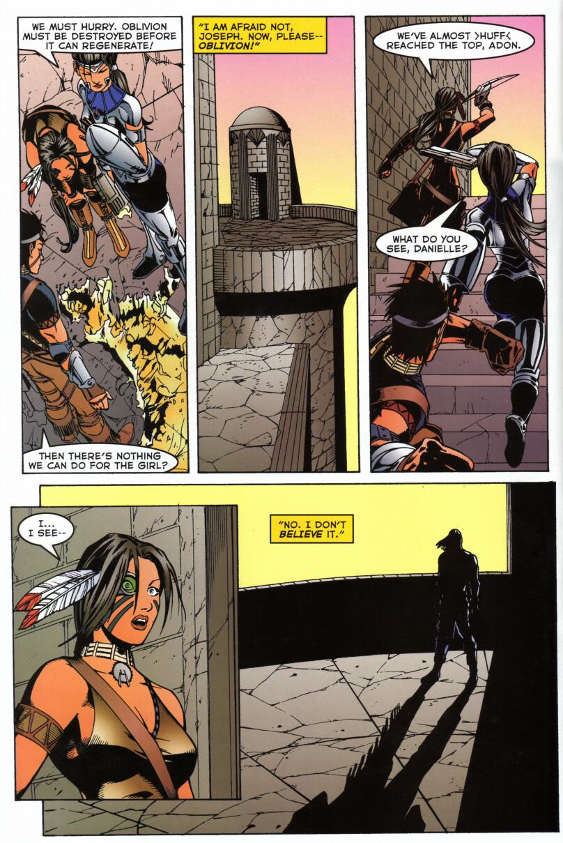 Read online Turok 3: Shadow of Oblivion comic -  Issue # Full - 27
