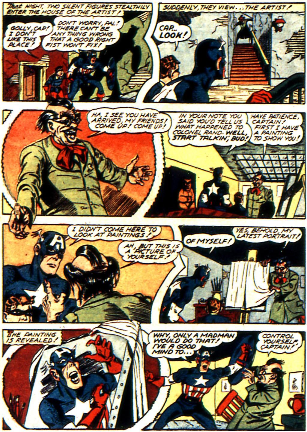 Read online All-Winners Comics comic -  Issue #3 - 23