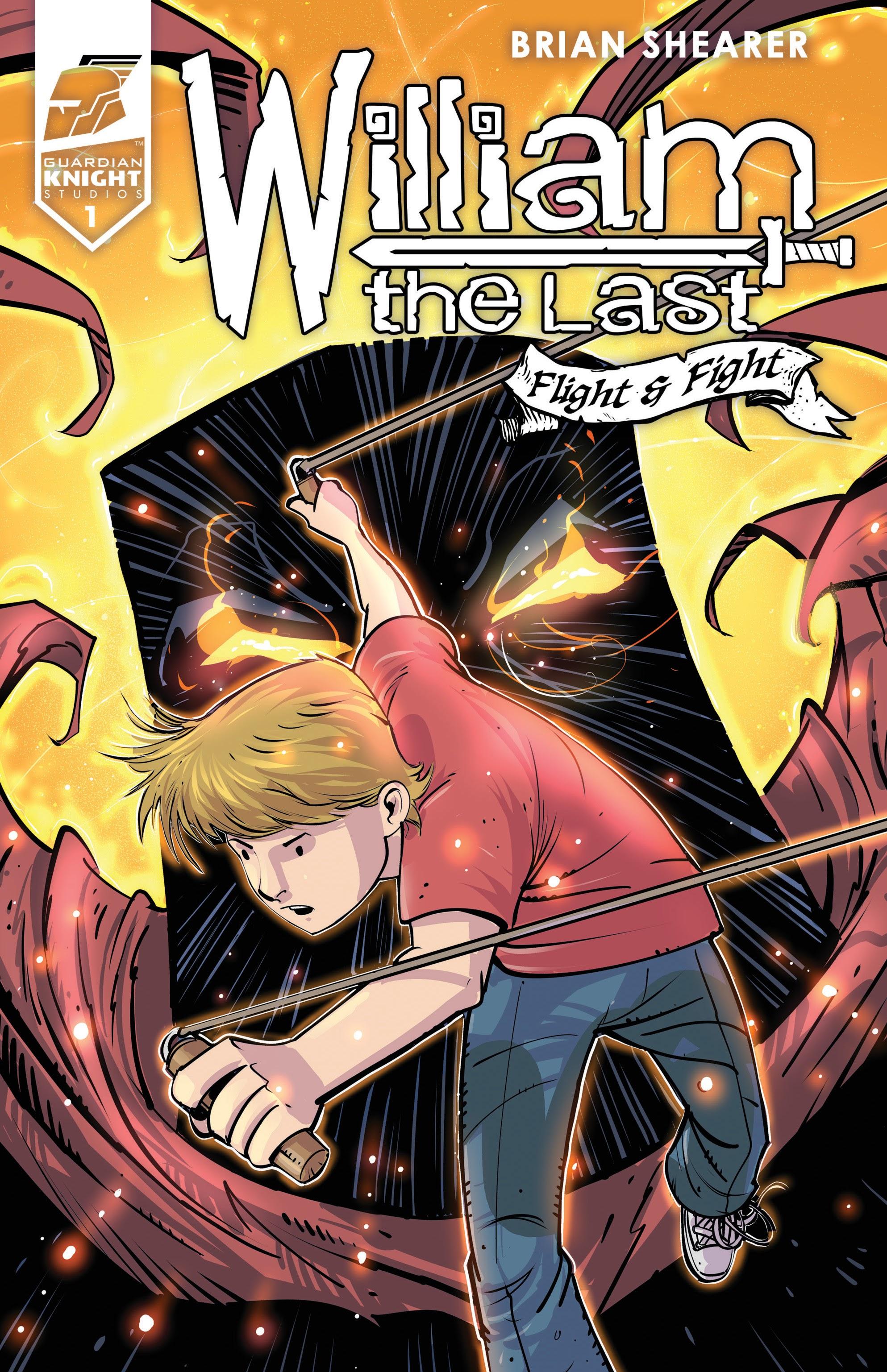 William the Last: Flight & Fight 1 Page 1