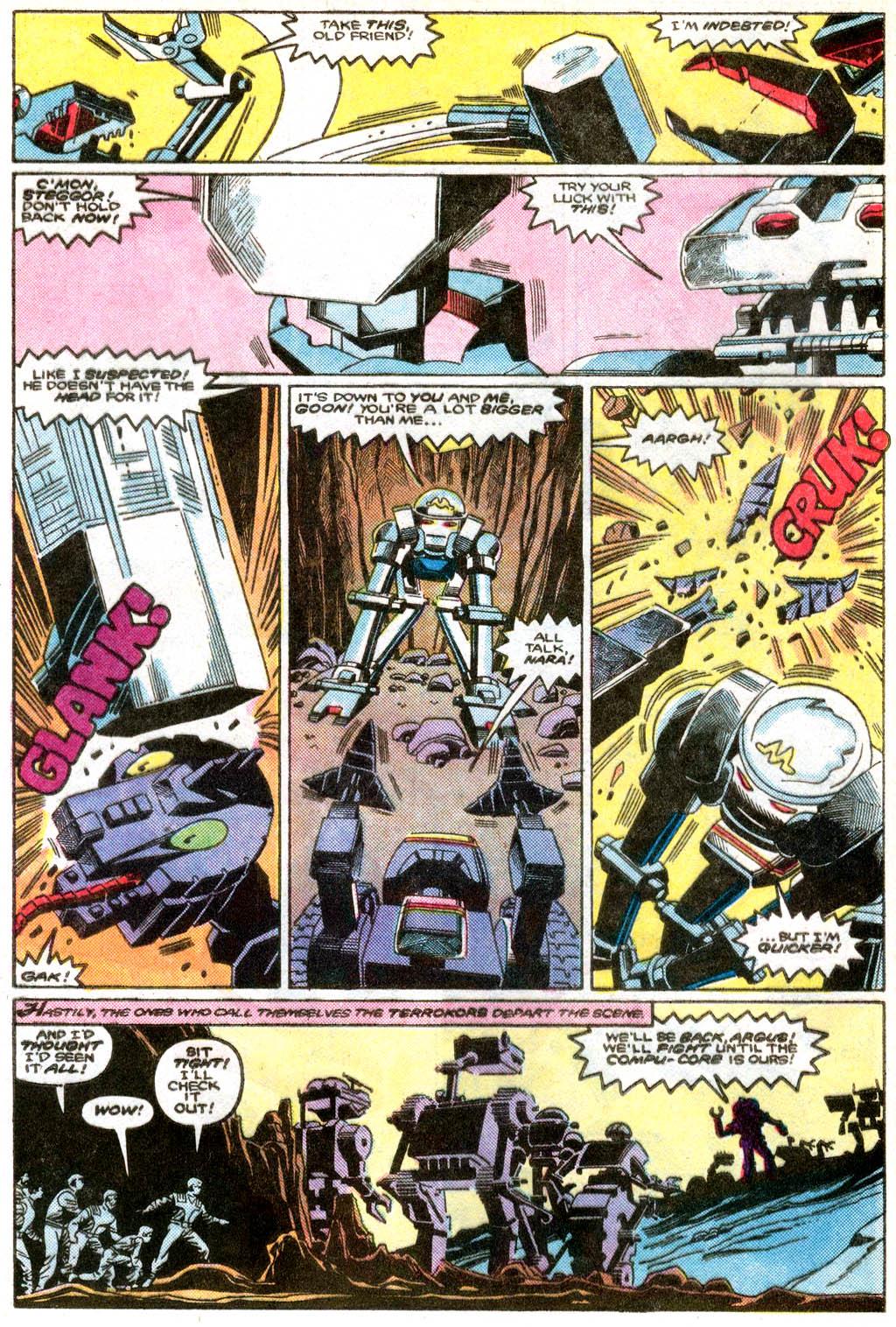 Read online Robotix comic -  Issue # Full - 7