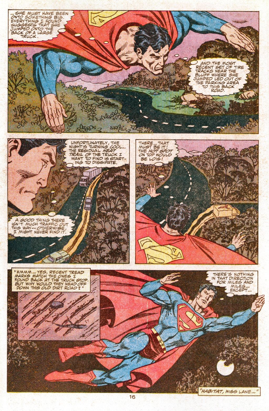 Read online Action Comics (1938) comic -  Issue #655 - 17