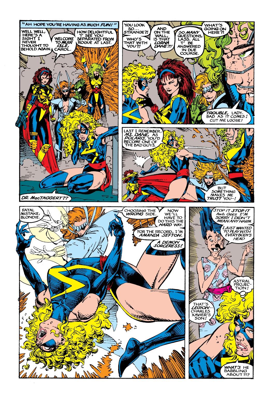 Uncanny X-Men (1963) issue 269 - Page 13